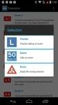 Traffic lessons opened screenshot 2/6