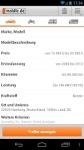 mobile.de - mobile Auto Börse screenshot 1/6