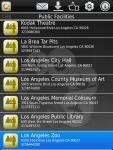 Los Angeles Useful Numbers screenshot 3/3