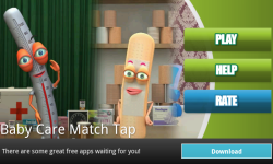 Baby Care Match Tap screenshot 1/3