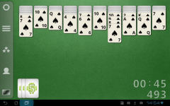 Smooth Spider Solitaire screenshot 1/3