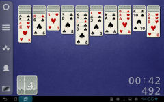 Smooth Spider Solitaire screenshot 2/3