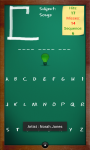 Hangman with Hints Free screenshot 3/3
