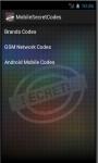 Mobile secrets Codes screenshot 2/3