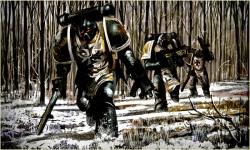 Warrior Sci-fi Wallpapers screenshot 1/5