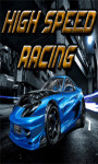 High Speed Racing - Free screenshot 1/5