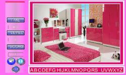 Alphabet in pink room  screenshot 4/6