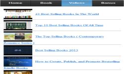 Best Selling Books App screenshot 3/3