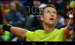 Male Tennis Wallpaper screenshot 3/4