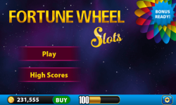 Fortune Wheel Slot Machine screenshot 1/6