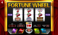 Fortune Wheel Slot Machine screenshot 2/6
