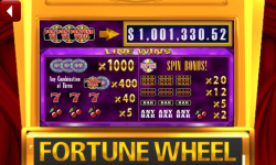 Fortune Wheel Slot Machine screenshot 6/6