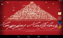 Animated Happy Holidays screenshot 1/2