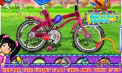 Kids Cycle Repairing game screenshot 2/6