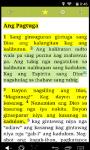 Bible in Hiligaynon screenshot 2/3