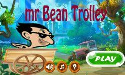 Mr Bean Trolley Game screenshot 1/3