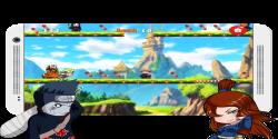 Naruto Run Adventure screenshot 1/6