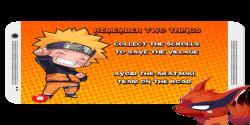 Naruto Run Adventure screenshot 5/6