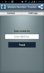 mobile number tracker software screenshot 4/6