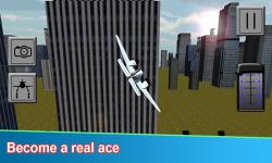 Aircraft Flight Pilot 3D Free screenshot 3/3