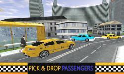 Limo Taxi Transport Simulator screenshot 1/3