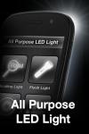LED Flashlight - 4 in 1 screenshot 1/5