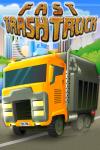 Fast Trash Truck Gold screenshot 1/5