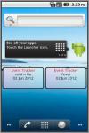 EventTrackerAd screenshot 2/2