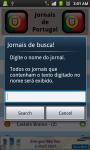 All Newspapers of Portugal - Free screenshot 3/6