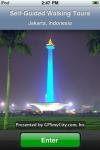 Jakarta Map and Walking Tours screenshot 1/1