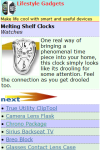 Lifestyle Gadgets screenshot 2/2