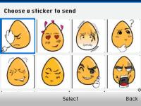 Blaast Messenger en español screenshot 3/6