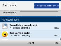 Blaast Messenger en español screenshot 4/6