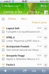 WebLink Hotmail Lite screenshot 1/4