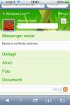 WebLink Hotmail Lite screenshot 3/4