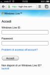 WebLink Hotmail Lite screenshot 4/4