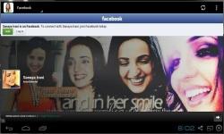 Sanaya Irani Fan App screenshot 2/4