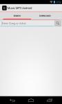 Faster MP3 Music Downloads screenshot 2/3