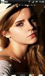 Emma Watson 2 Live Wallpaper SMM screenshot 1/3