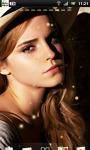 Emma Watson 2 Live Wallpaper SMM screenshot 2/3