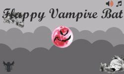 Flappy Vampire Bat screenshot 1/4