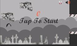 Flappy Vampire Bat screenshot 2/4