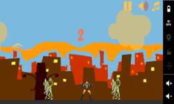 Running Wolverine screenshot 1/3