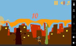 Running Wolverine screenshot 2/3