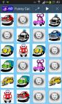 Funny Cars Memory Game screenshot 2/4