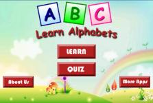 ABC-Learn Alphabets screenshot 1/4