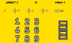 Maths Per Minute screenshot 3/6
