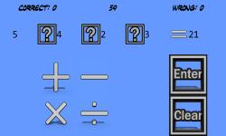 Maths Per Minute screenshot 4/6