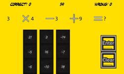 Maths Per Minute screenshot 5/6