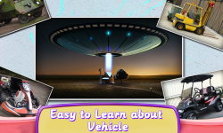 Educational Game Real Vehicles screenshot 4/6